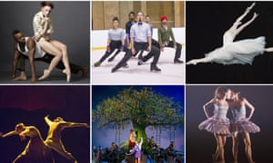 Judith Mackrell's top 10 dance shows of 2014