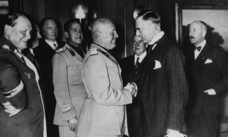 The Munich Agreement Archive September 1938 World News The