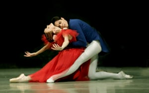 Mariinsky Ballet in Marguerite and Armand.