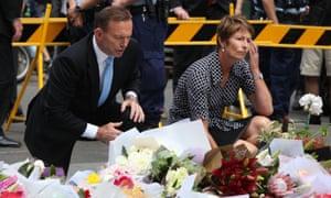 Tony Abbott Sydney siege