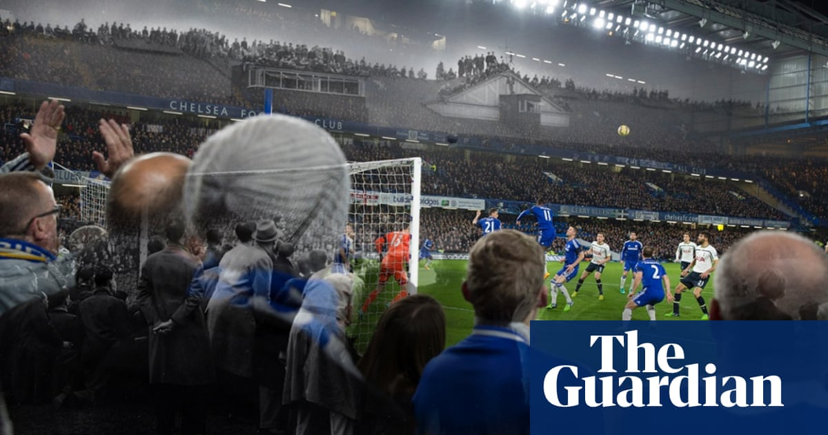 Chelsea's Stamford Bridge – then and now | Football | The Guardian