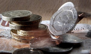 Pay rise for UK workers after six years of falling wages