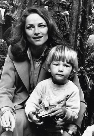 Rampling and son
