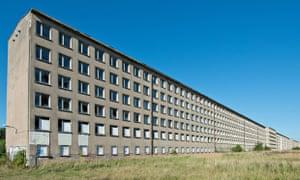 Prora block apartments
