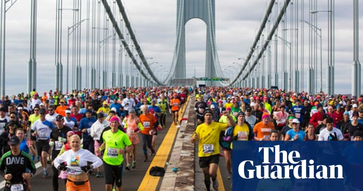 separation shoes 8b90a 1a50c Running costs: what are the world's most expensive marathons ...