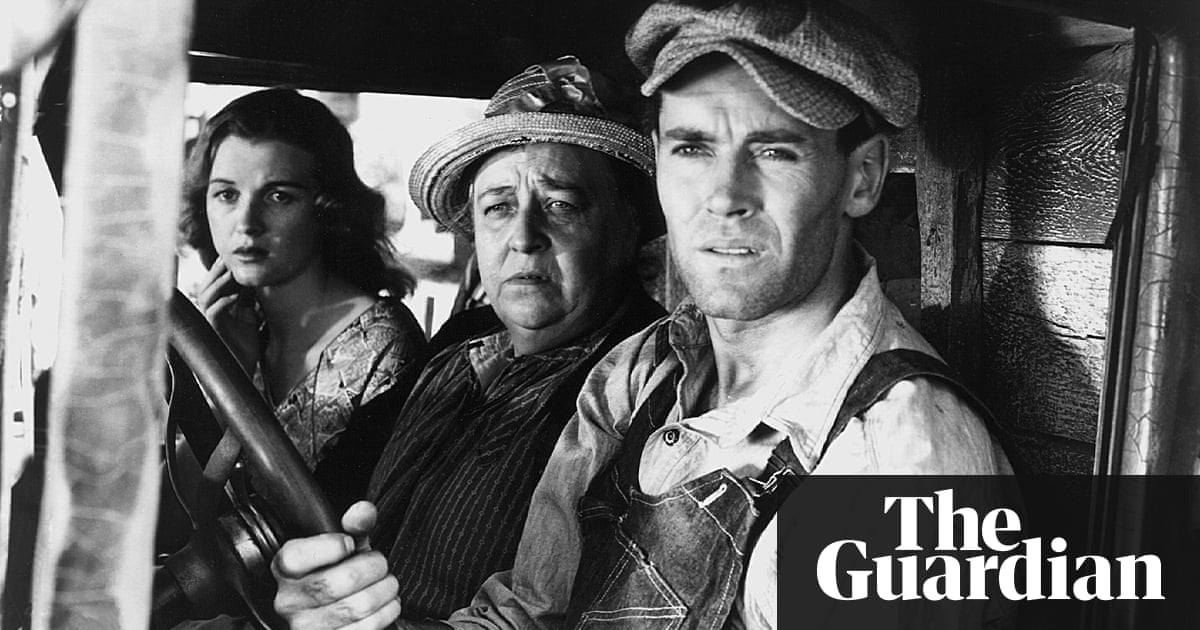 a movie the grapes of wrath the people and the depression Struggling with john steinbeck's the grapes of wrath the grapes of wrath vividly portrays life during the great depression and the dust some people applauded.