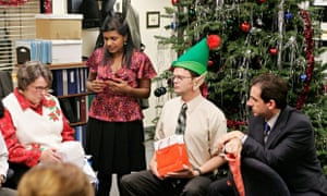 How to plan a freelance christmas party guardian small business network the guardian - The office american version ...