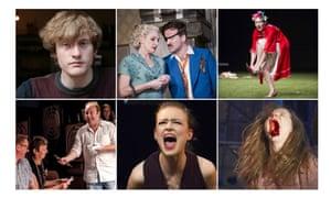 Chris Wiegand's top 10 theatre of 2014