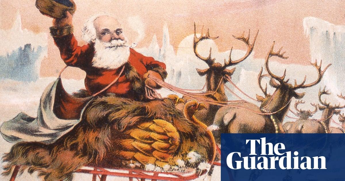 Coca Cola Here Comes Santa Claus Christmas Commercial 2020 Here comes Santa Claus: a visual history of Saint Nick – in