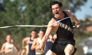 Echoes of Chariots of Fire … Unbroken, starring Jack O'Connell as Louie Zamperini