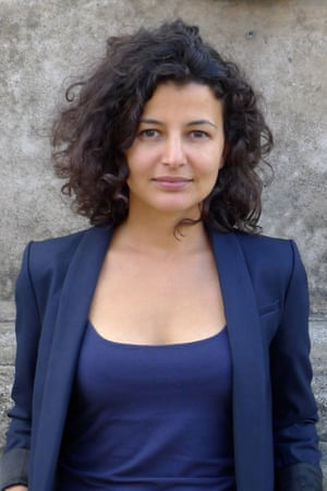 Fatoş Üstek, curator of Fig-2, a new weekly London art exhibition