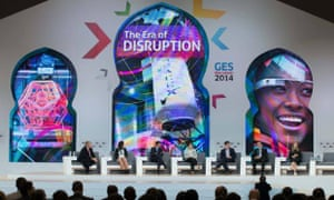 5th Global Entrepreneurship Summit (GES 2014) in the city of Marrakech November 21, 2014