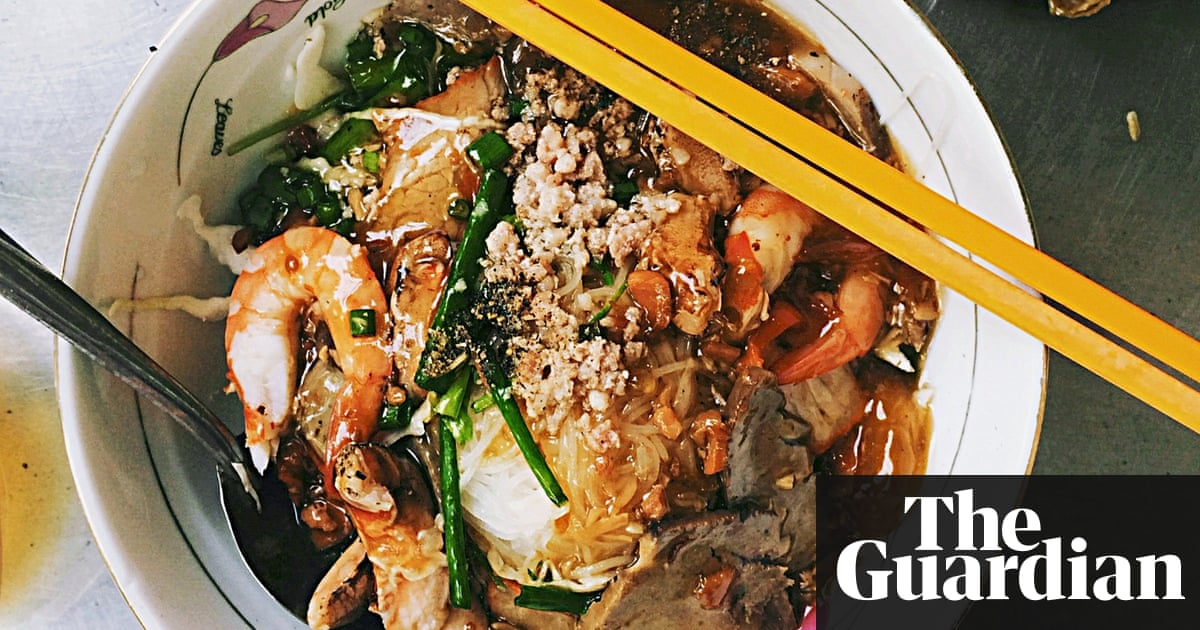 Hu tieu, a Vietnamese dish spiced with prosperity and climate change
