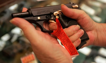 The city of Harrisburg is being sued for enforcing gun ownership laws.