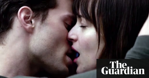 Fifty Shades of Grey: sex scenes make up a fifth of film   Film   The  Guardian