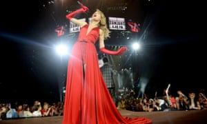 Taylor Swift …