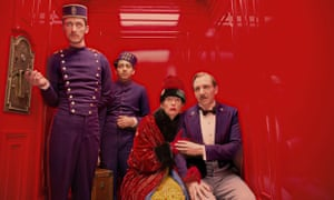 A fine example of the bellboy jacket from The Grand Budapest Hotel