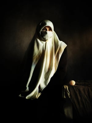 Gaza/The Box - a project fusing photojournalism and portraiture.