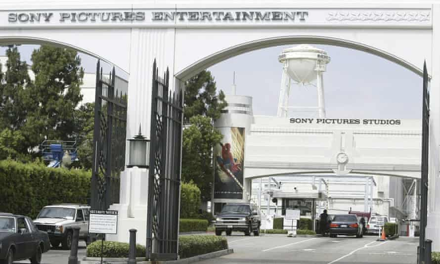 Sony Pictures HQ in LA.