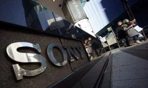 Sony HQ in Tokyo.