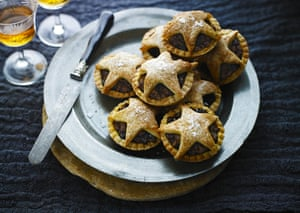 Sweet meat 'mince pies' with raisins and rice put an old-school twist on a festive classic - real meat.