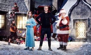 Doctor Who Last Christmas.Doctor Who Recap Last Christmas Television Radio The