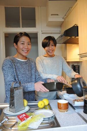 Winners: Natalie and Valerie Wong, aka TwinnyDip.