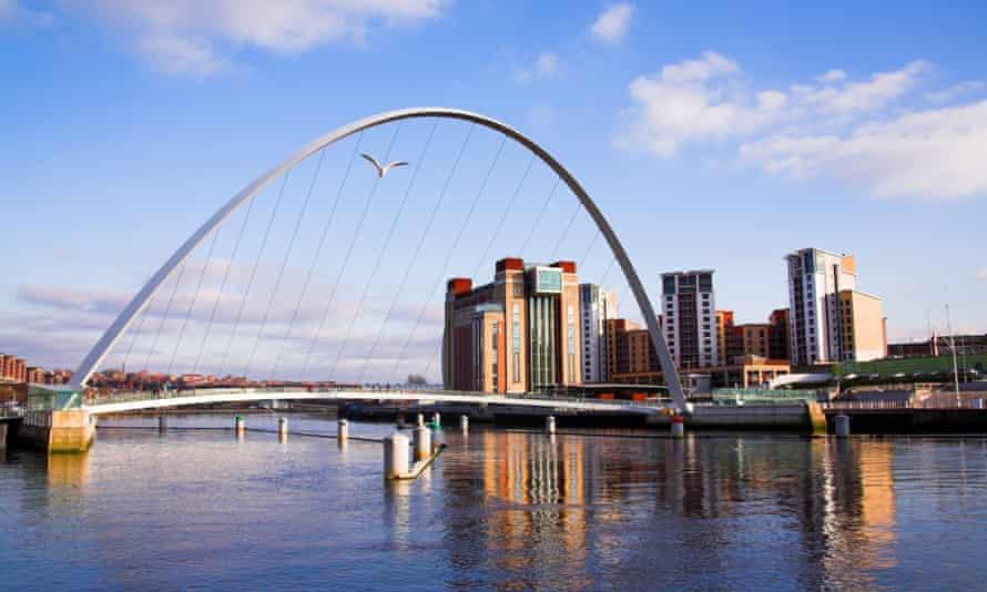 Gateshead Quays, Newcastle.