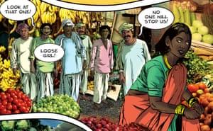 Priya's Shakti sexual intimidation in village