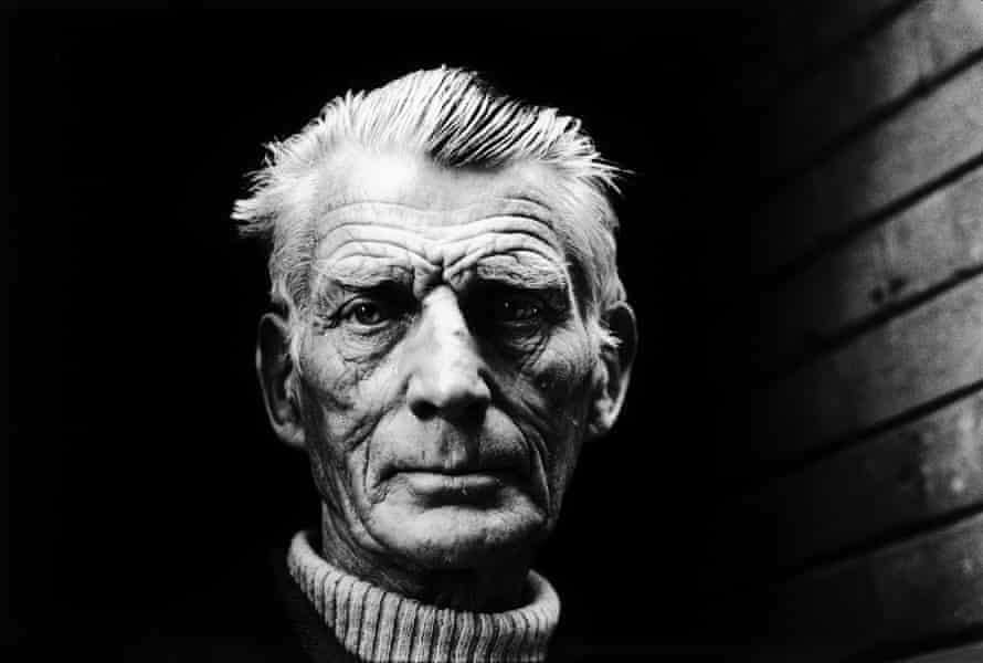 Bown captured her classic image of playwright Samuel Beckett in under 30 seconds.