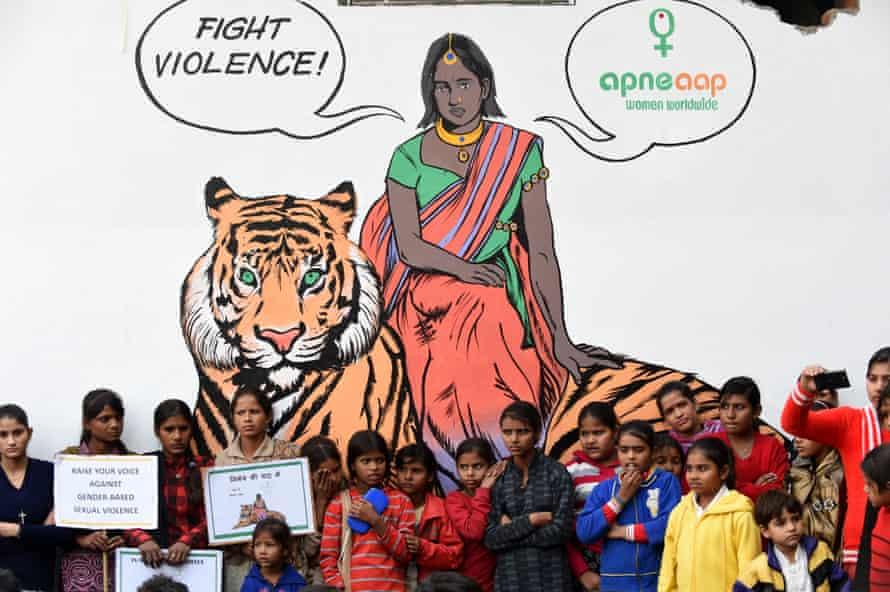 Priya apneaap rally Delhi memory rape victim Nirbhaya