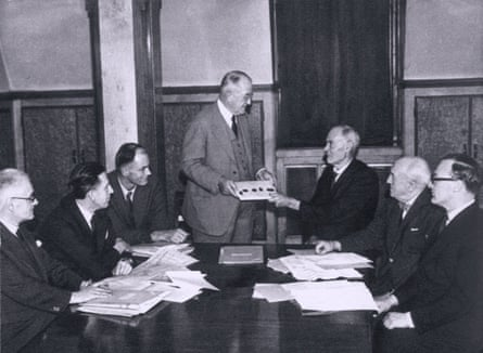 GNM Archive: Ownership of the Guardian was transferred to the Scott Trust in 1936.