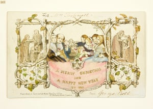 Cole Horsley Christmas card
