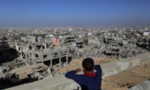 Gaza in December
