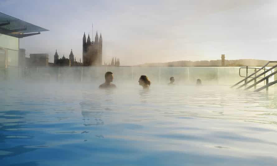 Thermae Bath Spa, Bath, Somerset