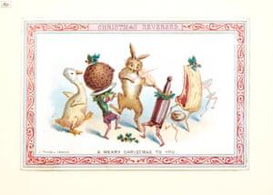 hare playing violin