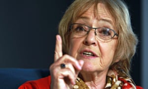 Margaret Hodge, the chairwoman of the public accounts committee