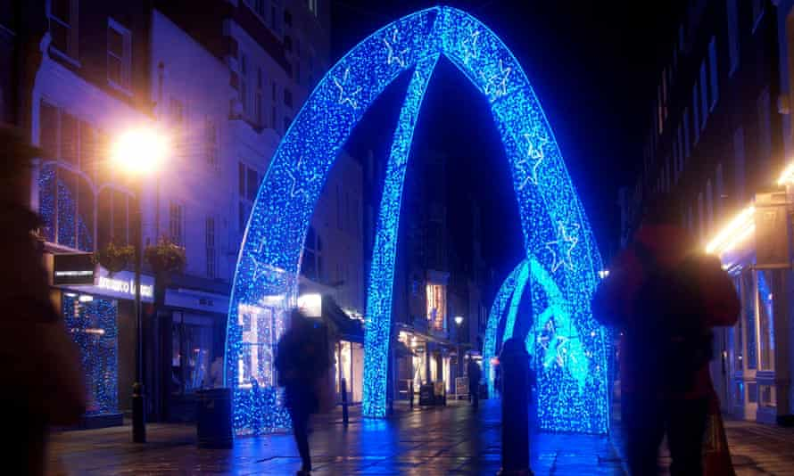 Christmas adds another dimension to London Architecture Walks