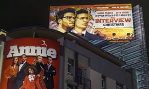 The Interview: scrapped.