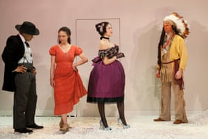 An Octoroon at Soho theatre