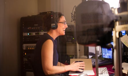 Sarah Koenig records Serial: 'real ethical dilemmas'