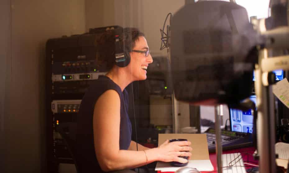 Sarah Koenig records Serial: 'real ethical dilemmas'