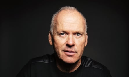 'In Birdman, there's nowhere to hide' … Michael Keaton.