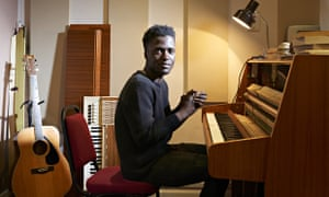 Kwabs: 'I want to keep improving as long as I live.'