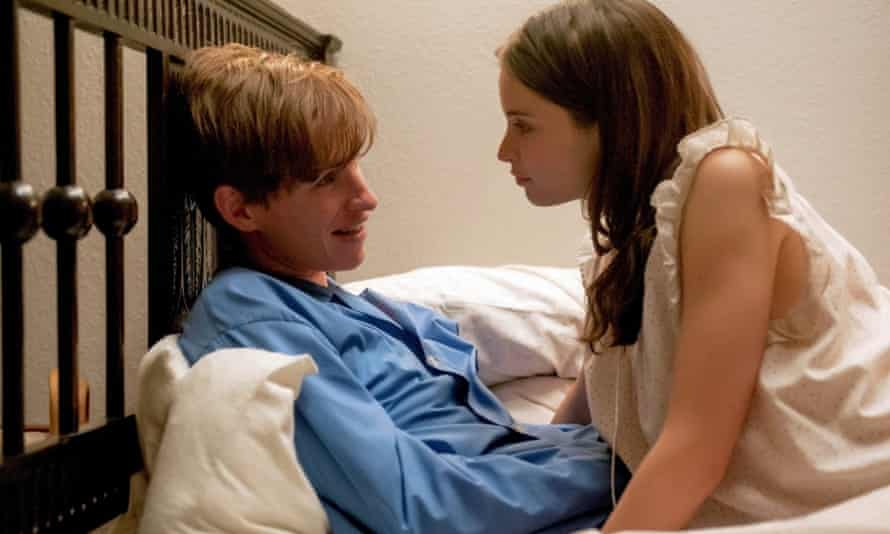 Eddie Redmayne and Felicity Jones in The Theory of Everything.