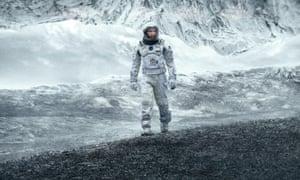 Interstellar … spiritual journey?