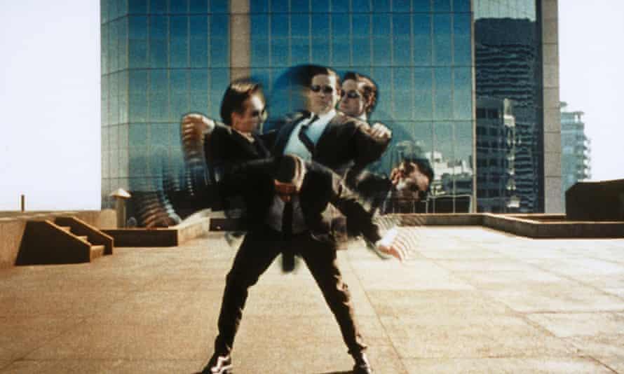 The Matrix.
