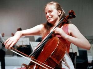 Jacqueline du Pré cellist