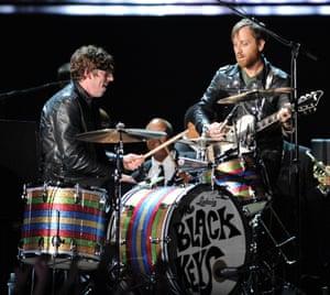 The Black Keys (Patrick Carney and Dan Auerbach)