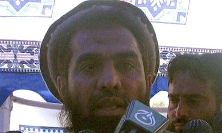 Zaki-ur-Rehman Lakhvi, alleged Mumbai attacker